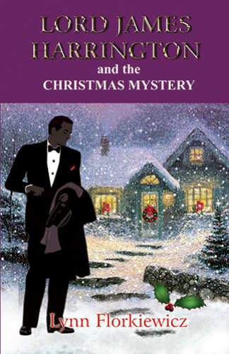 Lord James Harrington and the Christmas Mystery (Book 5)